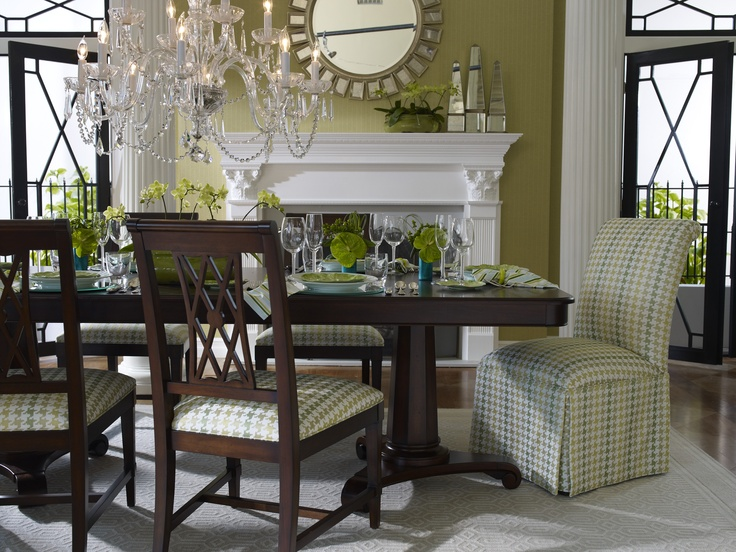 Captivating I Like The Colors For Guest Bedroom.this Is An Ethan Allen Dining Room Photo