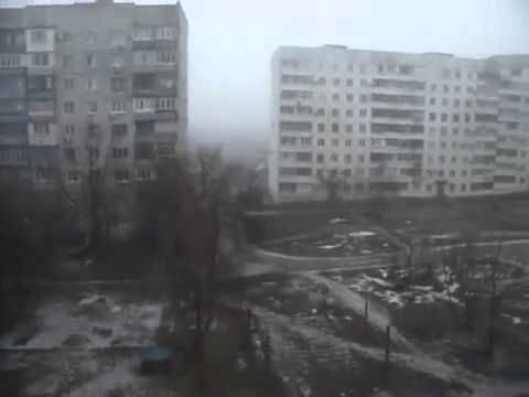 Ukraine War ~  Militia forces shelling eastern Mariupol city