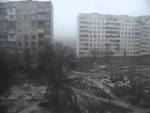 Ukraine War ~  Militia forces shelling eastern Mariupol city