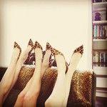 Make a wild statement! @jxxsy girls have fun in their Anette heels.