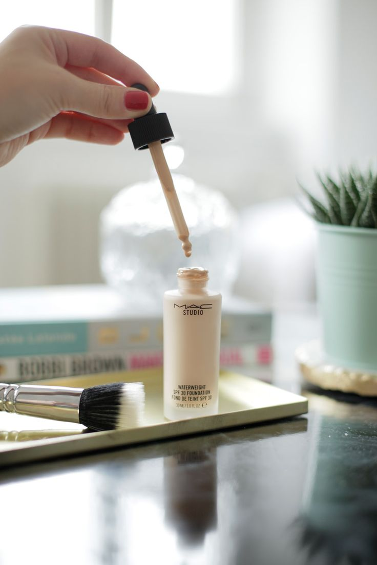 Beauty Review: MAC Waterweight Foundation