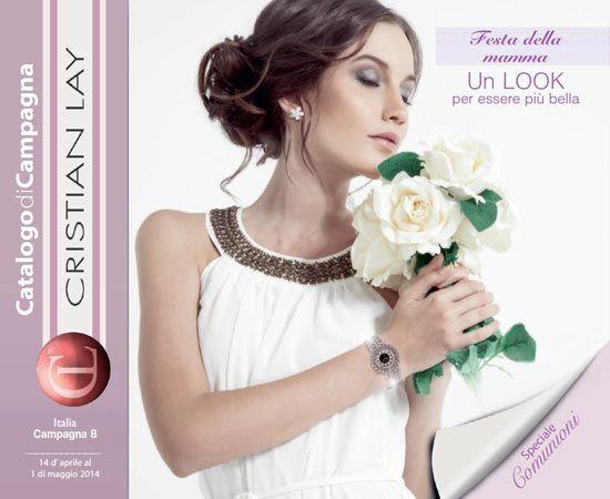 Scopri il Catalogo di Campagna N.8 di Cristian Lay! http://www.cristianlayitalia.it/cataloghi-di-campagna/ #CristianLay