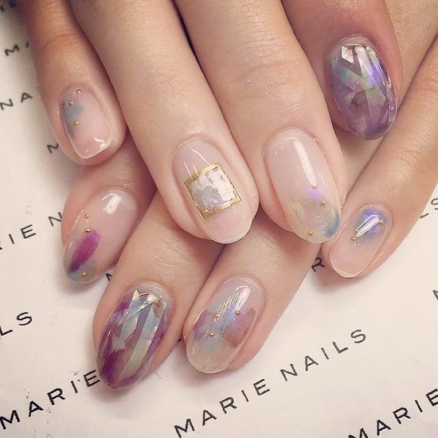 #nailbook #aurora