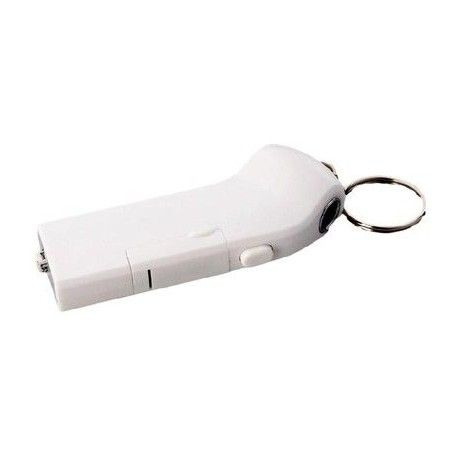 Tyre Pressure Gauge With Key Chain & LED Torch At Rs 62