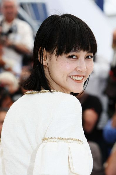 Rinko Kikuchi - Map Of The Sound Of Tokyo Photocall - 2009 Cannes Film Festival