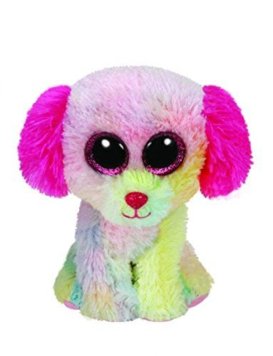 "Ty Beanie Boo Lovesy the Puppy Dog 6"" Exclusive TY Beanie Boos http://www.amazon.com/dp/B00P09Z9AM/ref=cm_sw_r_pi_dp_TSNCub1ZP39CH"