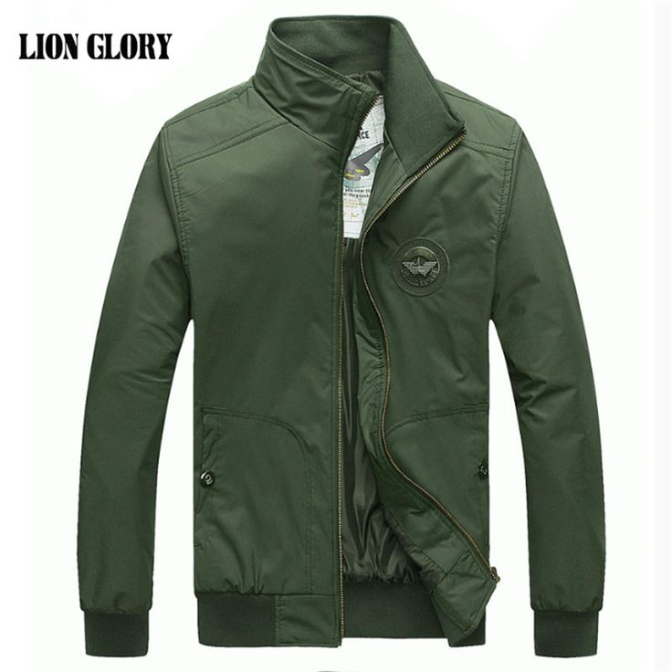 Brand Men's Jackets and Coats Aviation Industry Bomber Soldier Military-style Jacket Air Force One Quality Men's Bomber Jacket * AliExpress Affiliate's buyable pin. View the item in details on www.aliexpress.com by clicking the image