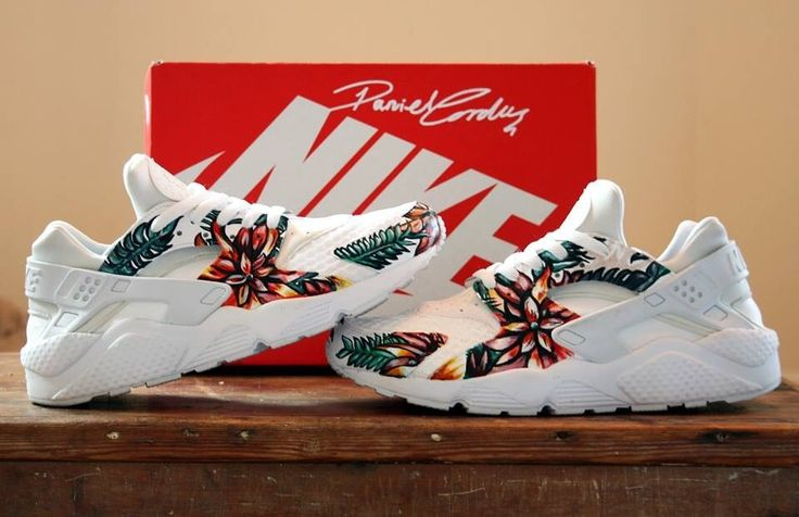 Nike Air Huarache Customs