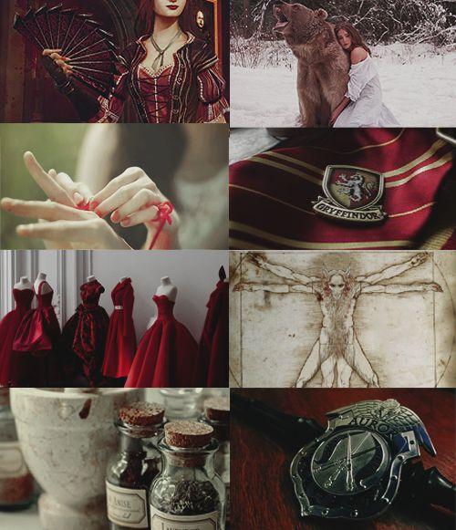 Dilya Ravensdale ~ Aesthetic (Hogwarts Online)