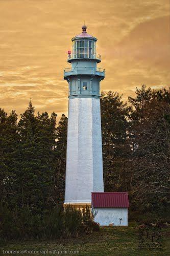 Grays Harbor Westport #Lighthouse http://dennisharper.lnf.com/