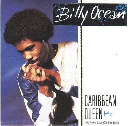 Billy Ocean - Caribbean Queen (US 12 inch single) 1984