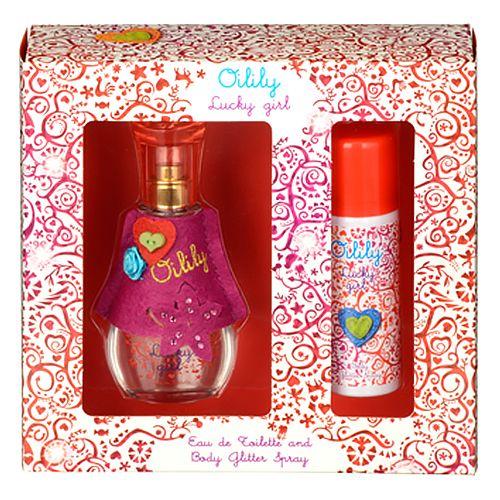 Oilily Lucky Girl Eau de Cologne & Glitter Body Spray