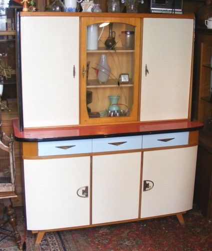 1950s Kitchen Cabinets: 17 Best Ideas About 50s Style Kitchens On Pinterest
