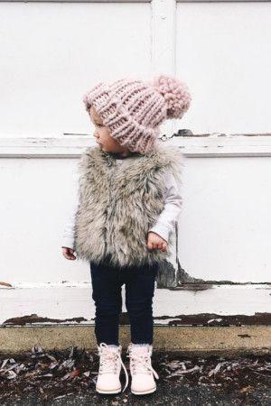 lovely winter girl