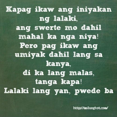 Valentine Heart Break Quotes: 17 Best Images About Best Tagalog Quotes On Pinterest