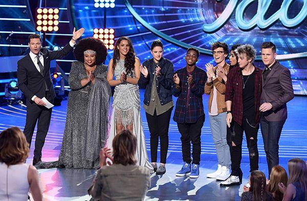 American Idol Season 15 — PICS Top 8 contestants on American Idol (Image Courtesy of FOX)