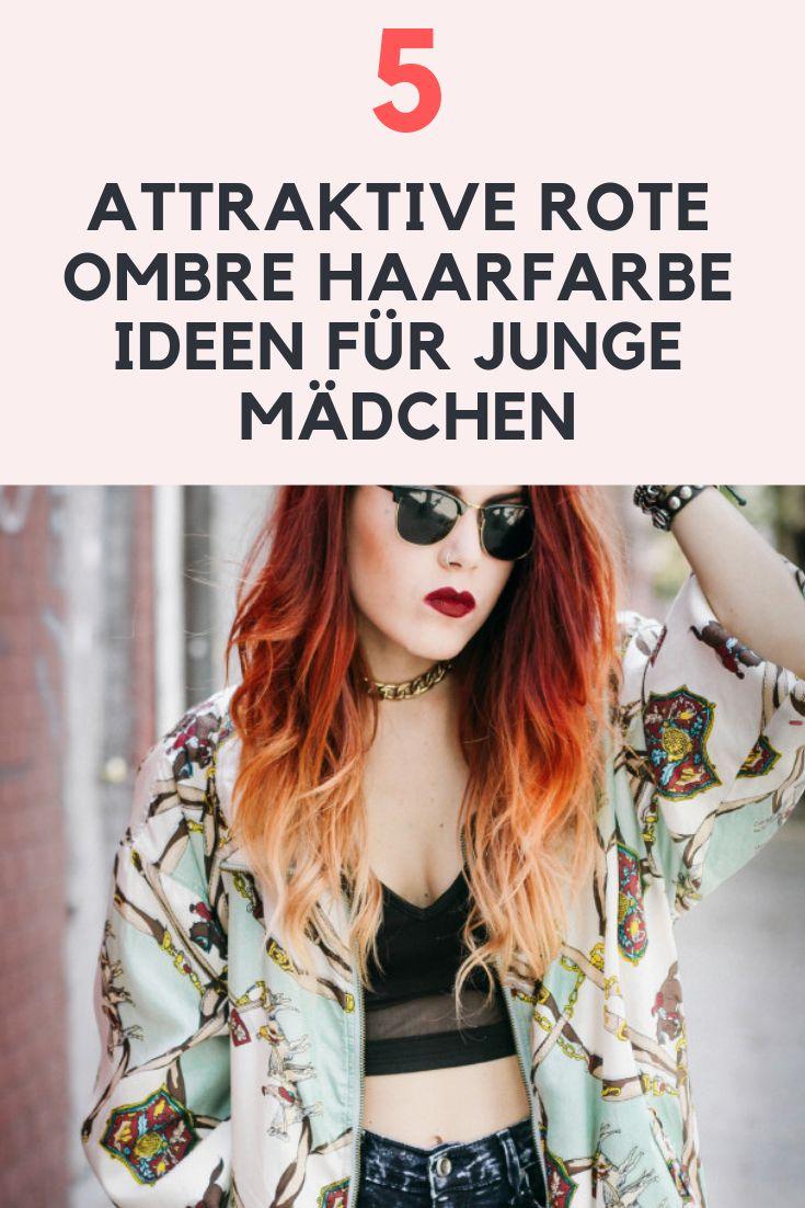 Blonde und rote Haare: 5 rote Ombre Frisuren für Mädchen (4) Gothic- und Streetstyle-Modefreunde werden sich durch dieses hervorragende ombre-Farbschema stark bewegen. Blond ist zeitgenössische Tendenz und es wird erstaunliche Pracht produzieren, wenn Sie es mit faszinierenden rot paaren werden. Rote und blonde Dip Dye Haare sind perfekt für tapfere und selbstbewusste Mädchen.