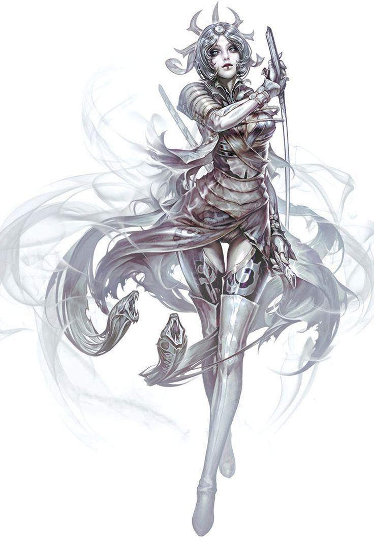 Reiko - Guild Wars 2