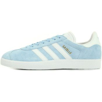 adidas gazelle bleu clair