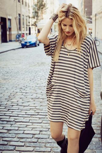 The Errands Dress. pockets looks comfy for end of day