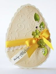 homemade easter cards - Google Search