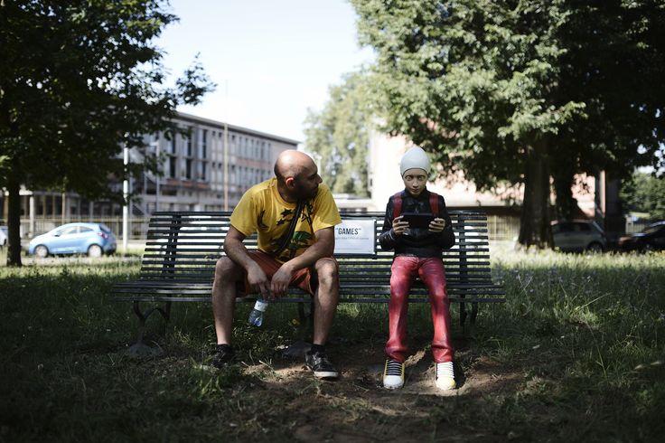 Games, Lucca Piazzale Concordia