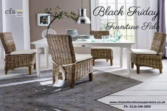 Decor your home with beautiful #DiningTables. On this #BlackFriday Dining Table Sale, you can get the best furniture for your home at most competitive prices. Add elegance to your dining room with superb quality dining tables. At CFS, you can choose a dining table from a broad range of dining tables available including, Bentley Design Dining Table, Baumhaus Dining Table, Ametic Dining Table, Indian Hub Dining Table and other dining tables. Get your favorite  Black Friday Dining Table Sale.