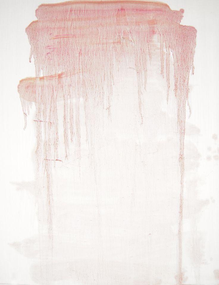 Stina Spadaro, untitled.  Stina Spadaro, untitled. Dit werk van Stina Spadaro spreekt mij aan vanwege de minimalistische handmatige eenvoud.