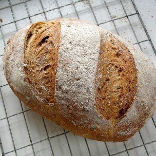 Oatie Wholemeal Bread