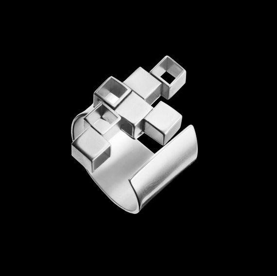 Unique  Jewelry  Unique Rings  Unique Silver Jewelry  by HagitColb
