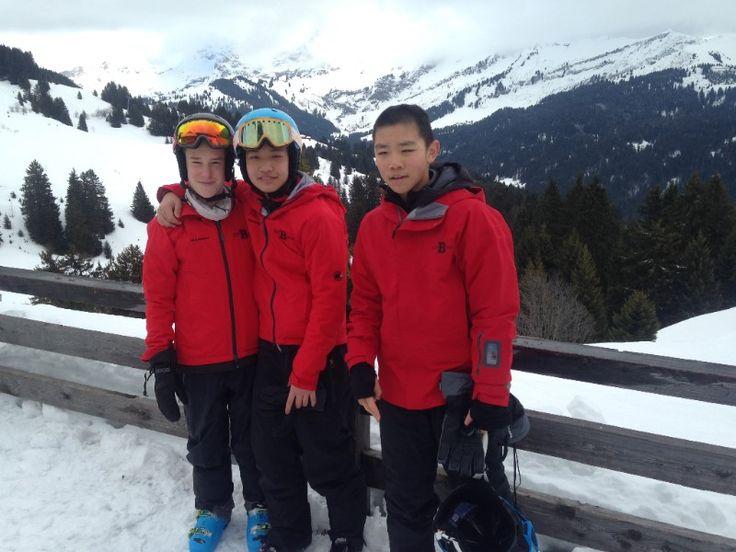 Traditional Ski Programme at Beau Soleil Boys! #winterbreak #bestschools #topschool #boardingschoolforboys #swissboardingschool   http://best-boarding-schools.net