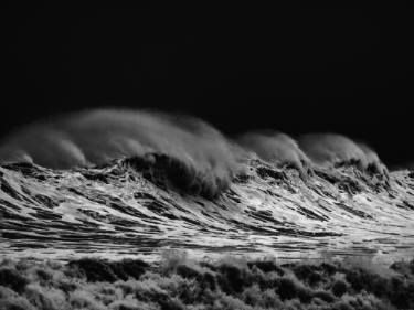 WAVES IN BLACK AND WHITE 2 - Limited Edition 2 of 25