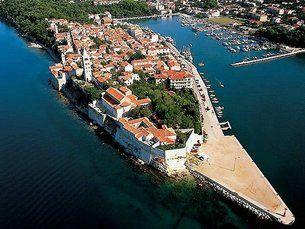 Insel Rab - Kroatien - Informationen - Insel Rab / LPD Holiday on Adria