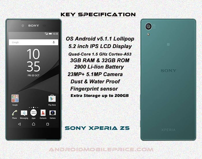 """Sony Xperia Z5 Premium E6853 5.5-International Stock No Warranty A 4K display in your hands Imagine the best of Sony TV technologies delivered in a smartphone. A super-vivid and sharp display, right in the palm of your hand. Meet Xperia Z5 Premium. With a 4K Ultra HD display, this 5.5"""" smartphone packs in four times …"""