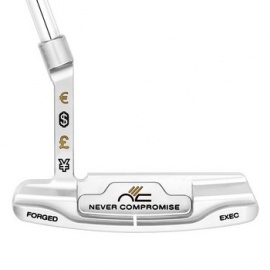 Golf Clubs : Never Compromise Dinero Exec Limited Putter