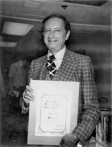 It's the 100th anniversary of the birth of the writer and screenwriter Robert Bloch.