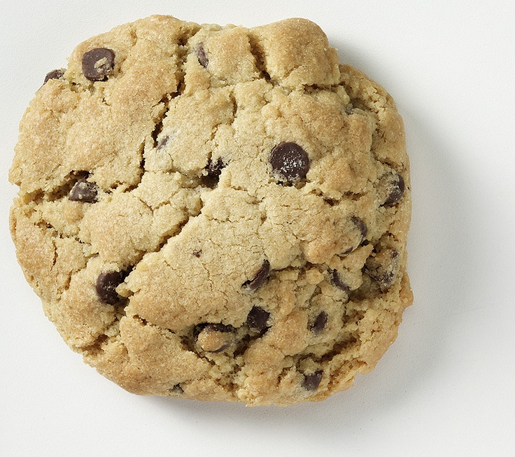 Carol's Cookies: Chocolate Chip with no nuts. Half Pound each!
