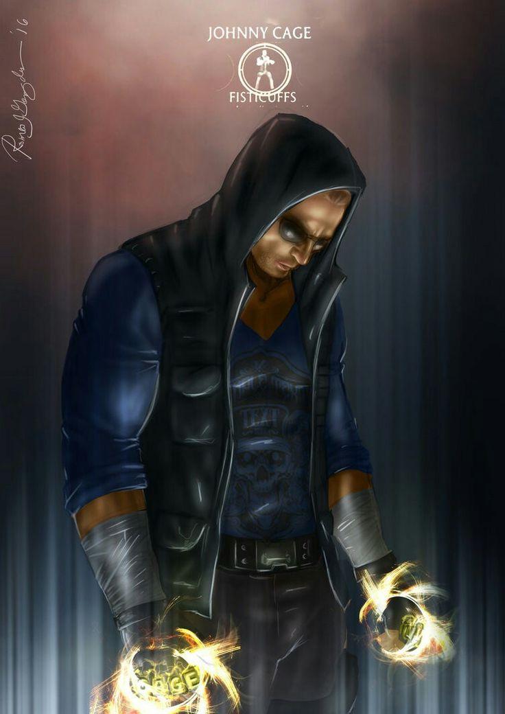 Mortal Kombat Johnny Cage
