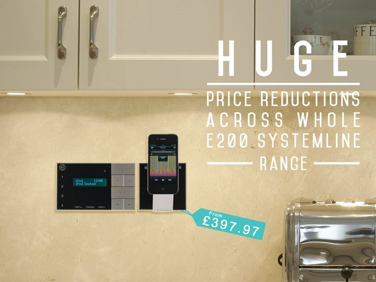 BuyCleverStuff Are Specialists In Kitchen And Bathroom Audio Visual Products With 10 Years Experience Of Supplying Quality At Affordable Prices