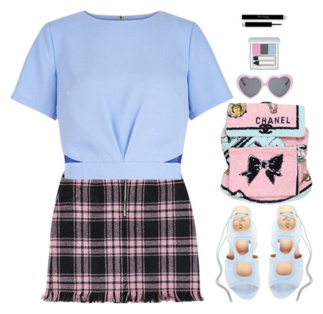 10th Polyversary by gabygirafe on Polyvore featuring polyvore fashion style Vans RMK clothing