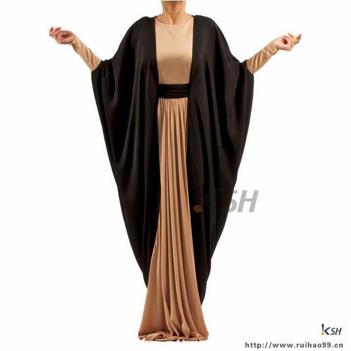 2013 new designer women muslim abaya beautiful kaftans