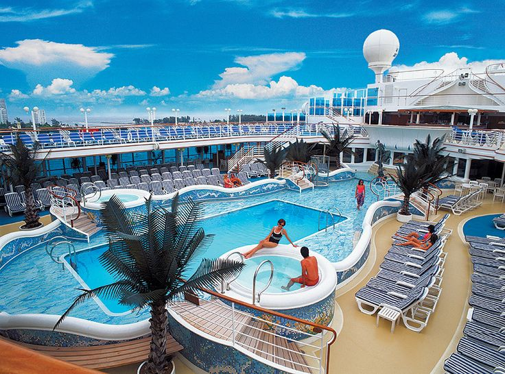 Bliss on deck!  #Princess #Cruises #Entertainment #Ocean #Sun #Tan #Relax #Luxury #International #South #Africa #Holiday