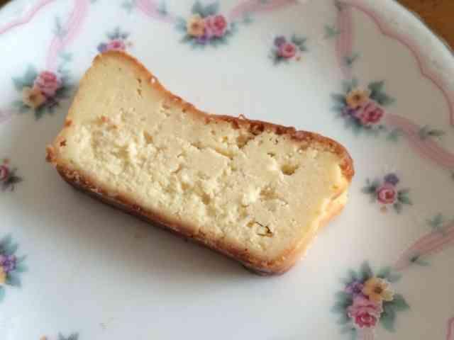 ヘルシー ココナッツチーズケーキ!の画像