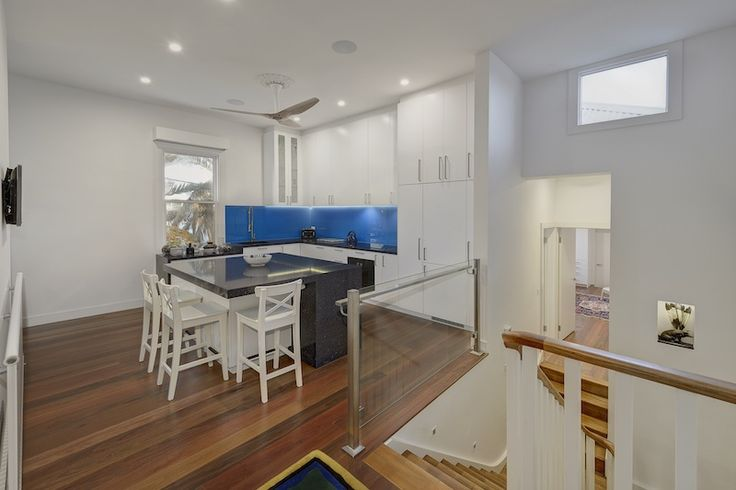 Originally built in 1881-83 as a two storey terrace, this historically significant property was transformed with a complete remodel.