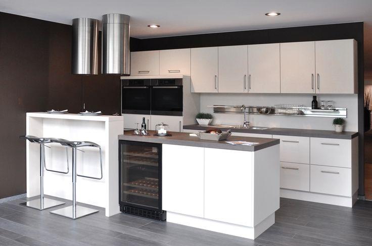 Keukens dovy een keuken om in te leven keukens op maat van moderne keukens over een - Modele en ingerichte keuken ...