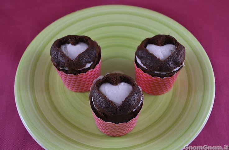 Scopri la ricetta di: Muffin di San Valentino