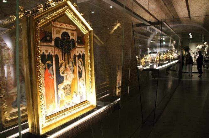 Il Tesoro del Grande Museo del #DuomodiMilano