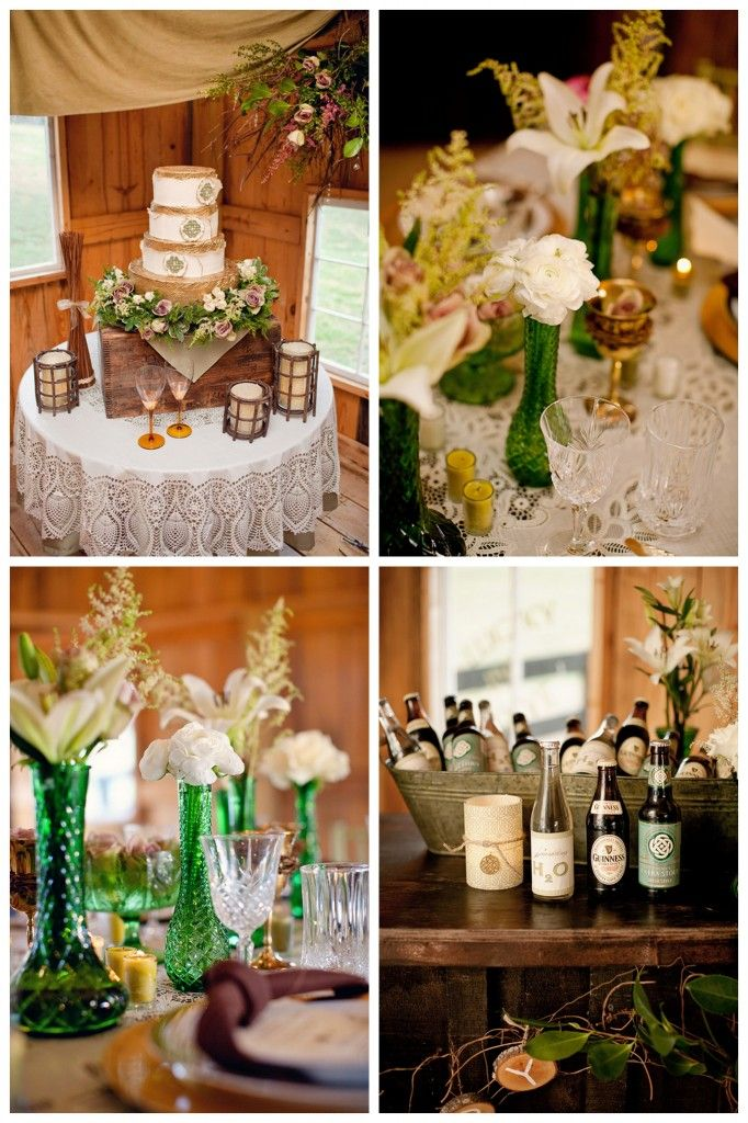 irish wedding decorations best 25 theme ideas on st 5172