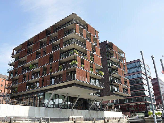 Wohnungen HafenCity