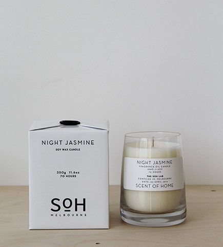 Scent of Home | Candle | Night Jasmine